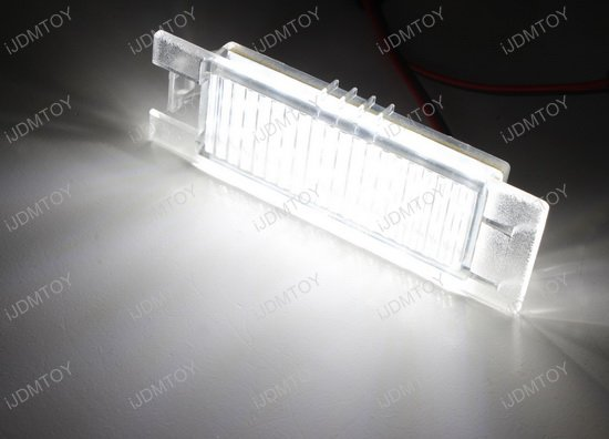 Chevy Camaro LED License Plate Light