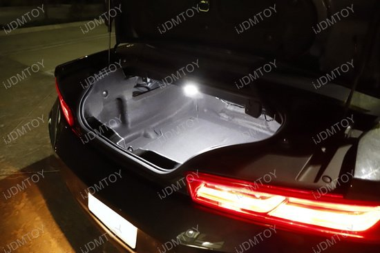 Chevy LED Trunk Area Light