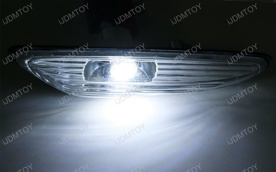 BMW E46 LED Side Marker