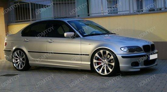 BMW E46 LED Side Marker