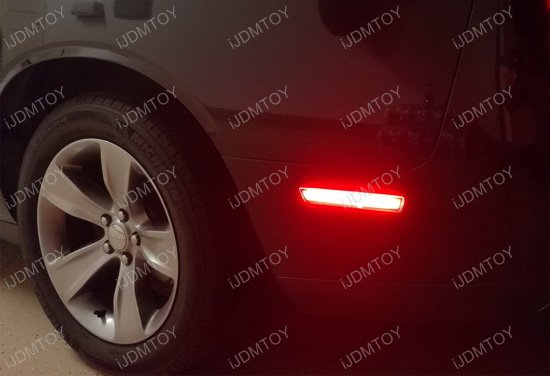 Dodge Challenger LED Side Marker