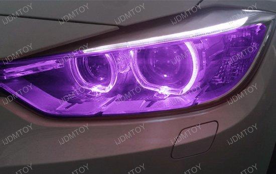 BMW RGBW Angel Eye Halo Ring Marker Bulbs