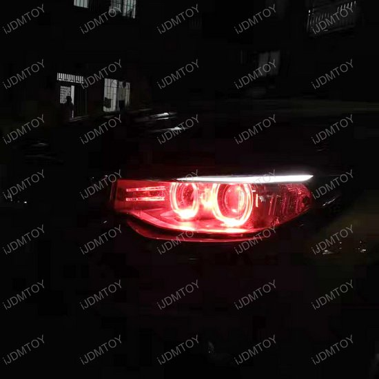 BMW RGBW Angel Eye Halo Ring Marker Bulbs