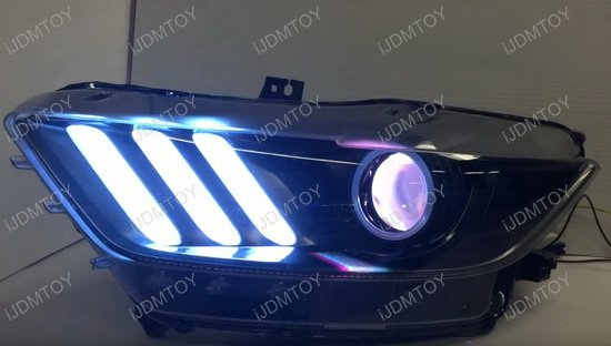 Ford Mustang RGBW LED Kit
