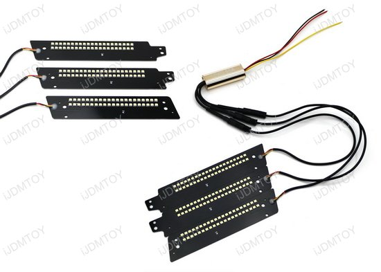 Ford Mustang Switchback LED DRL Board