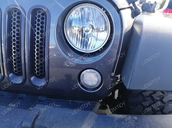 Jeep Wrangler LED Turn Signal Lamp