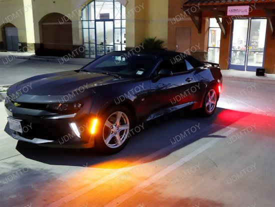 Chevy Camaro LED Side Marker