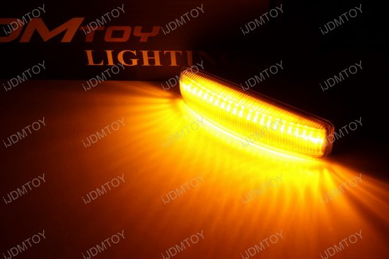Land Rover LED Side Marker Lights
