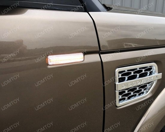 Land Rover LED Side Marker Lights
