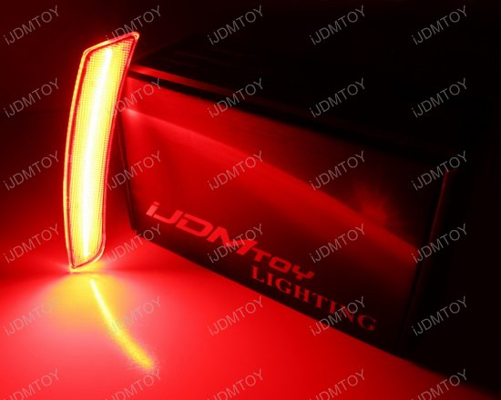Chevy Cadillac Rear LED Side Marker