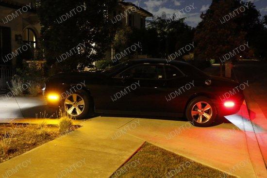 Dodge Challenger LED Side Marker