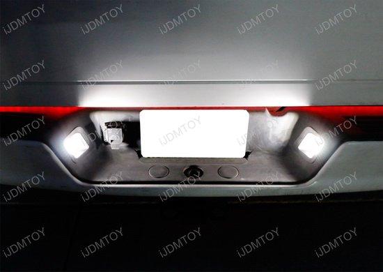 Dodge Ram 1500 2500 3500 Oem Replace Led License Plate Lights