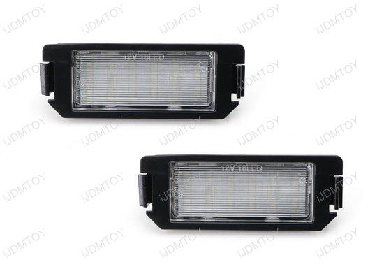 Hyundai Veloster LED License Plate Light