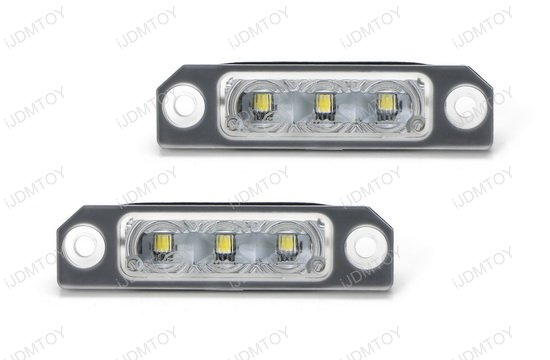 Ford Mustang LED License Plate Light