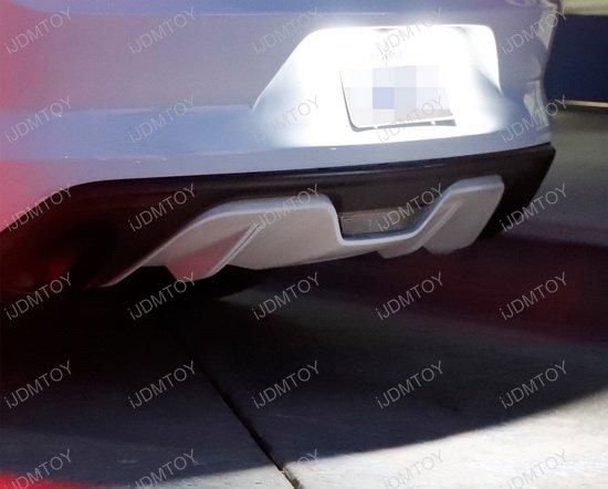 Mazda RX8 LED License Plate Light