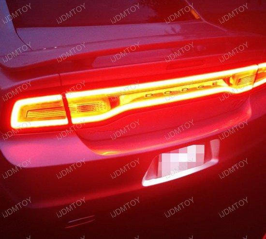 Dodge Charger Challenger LED License Plate Light