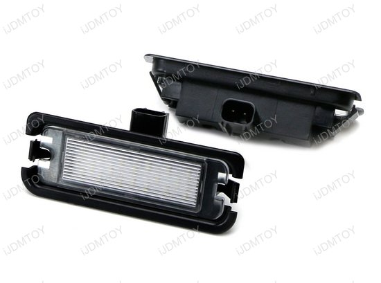 Ford Mustang LED License Plate Lights