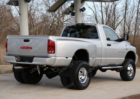 Dodge RAM 2500 3500 HD Front & Rear Fender LED Side Marker ...