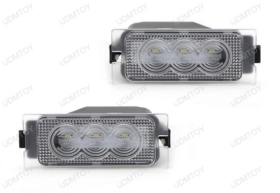 Ford Edge Escape LED License Plate Lights