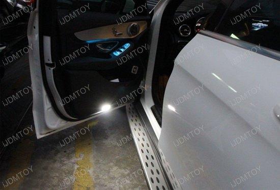 Mercedes OEM LED Side Door Courtesy Light
