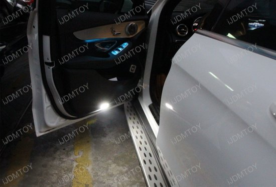 Mercedes OEM LED Side Door Courtesy Light