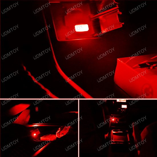 Mini USB Car Interior Light