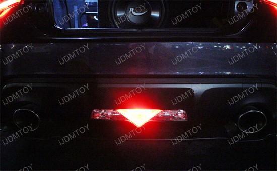Scion FR-S Subaru BRZ Rear LED Fog Light Conversion Kit