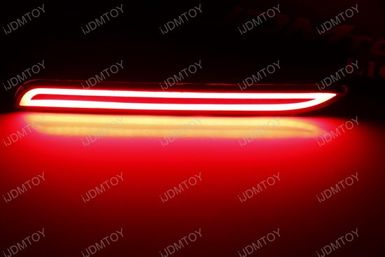 Optics Tube Style LED Bumper Reflectors