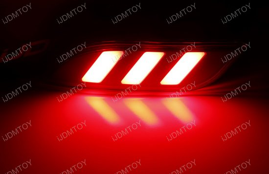 Jeep Compass LED Bumper Reflector