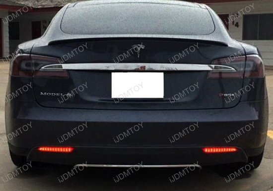 Tesla LED Bumper Reflector Lamp