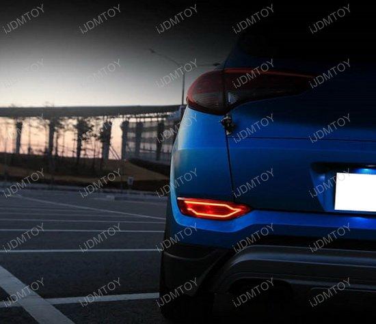 Hyundai Tucson LED Bumper Reflector