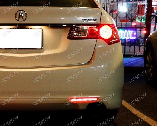 Acura TSX LED Bumper Reflector