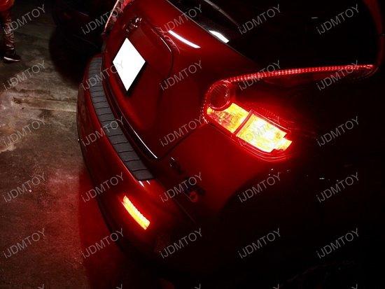 Nissan Infiniti LED Bumper Reflector