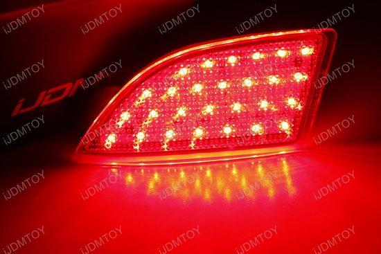 Mazda3 LED Bumper Reflector