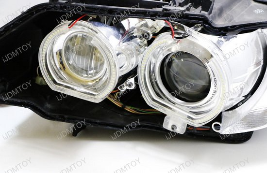 BMW DTM Style LED Angel Eyes