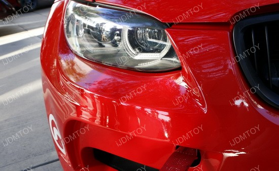 BMW DTM Style LED Angel Eyes