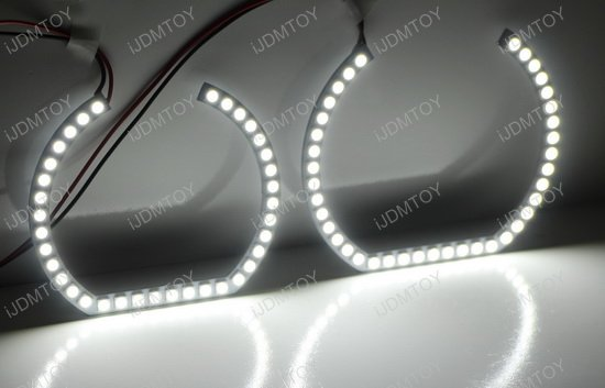 BMW DTM Style LED Halo Rings
