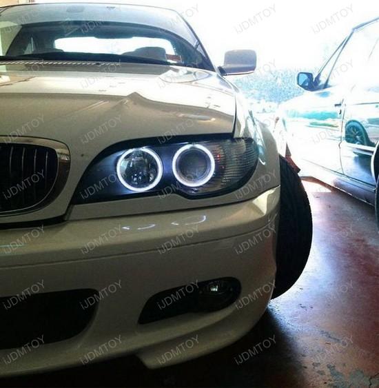 Led bmw angel eyes halo ring kit for e36 e46 3 series e39 5 series bmw e46 3 series coupe led angel eyes asfbconference2016 Images