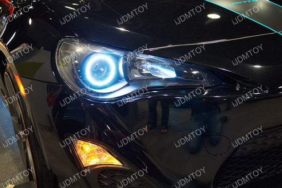 Switchback LED Halo Rings For Angel Eyes Retrofit
