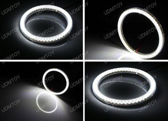 Acura TL LED Halo Rings