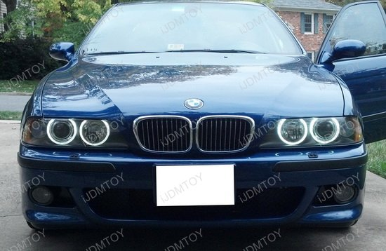 BMW E39 LED Halo Rings