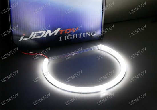 Dodge Challenger LED Angel Eye Halo Rings