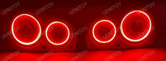 Nissan GTR LED Taillight Retrofit Ring