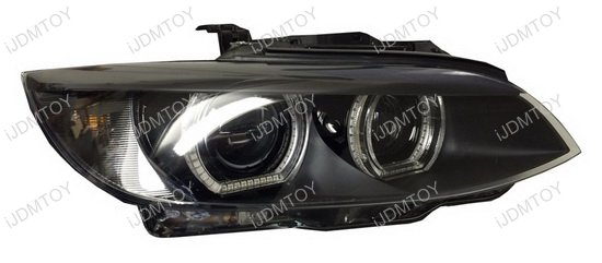 Multi-Color BMW E92 3 Series Angel Eyes LED Halo Rings