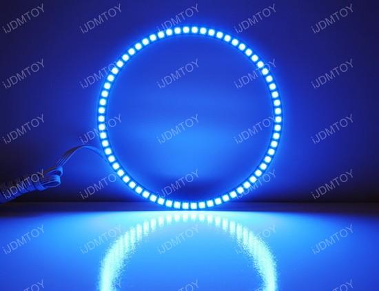 Toyota FJ Cruiser RGB LED Angel Eyes LED Halo Rings