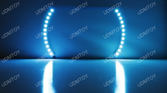 Chevy Camaro OEM Style RBG LED Angel Eye Halo Rings