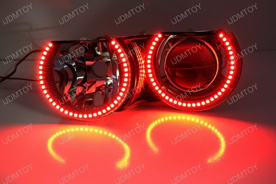 ColorMorph RGBW LED Halo Ring Kit