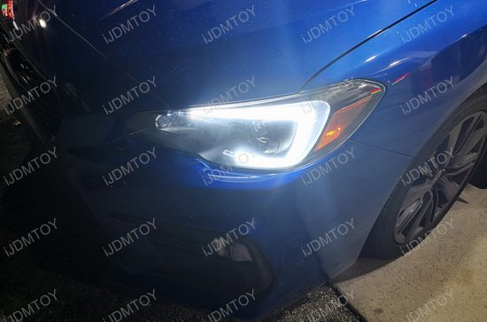 Subaru WRX Switchback LED C-Ring