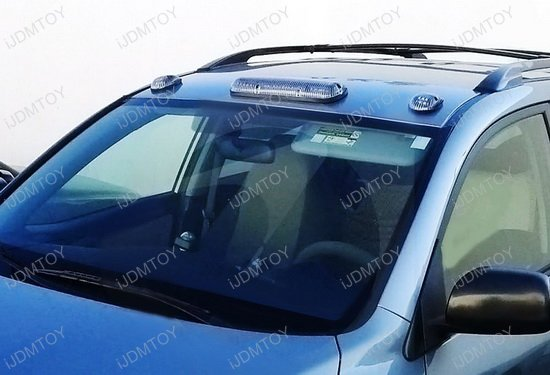 3pc Cab Roof Light