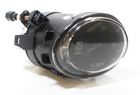 OEM Style Clear Lens Fog Lights